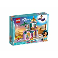LEGO Disney Aladdin and Jasmine's Palace Adventures 41161