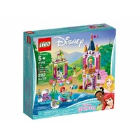 LEGO Disney Ariel, Aurora, and Tiana's Royal Celebration 41162