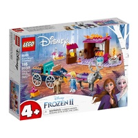 LEGO Disney Elsa's Wagon Adventure 41166