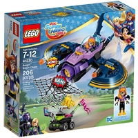 LEGO DC Super Hero Girls Batgirls Batjet 41230