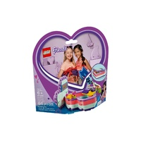 LEGO Friends Emma's Summer Heart Box 41385