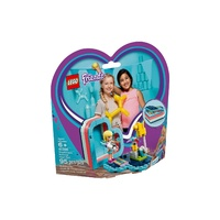LEGO Friends Stephanie's Summer Heart Box 41386