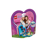 LEGO Friends Olivia's Summer Heart Box 41387