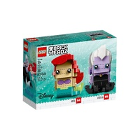 LEGO BrickHeadz PRELIMINARY Mermaid & Ursula 41623