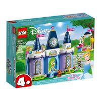 LEGO Disney Cinderella's Castle Celebration 43178