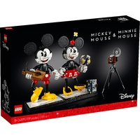 LEGO Disney Mickey Mouse & Minnie Mouse Buildable Characters