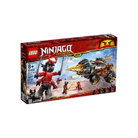 LEGO Ninjago Cole's Earth Driller 70669