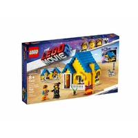 LEGO Movie 2 Emmet's Dream House/ Rescue Rocket! 70831