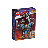 LEGO Movie 2 Emmet's Triple-Decker Couch Mech 70842