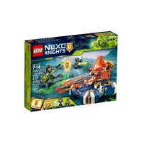 LEGO NEXO Knights Lances Hover Jouster 72001