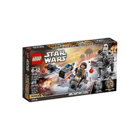 LEGO Star Wars Ski Speeder vs. First Order Walker 75195
