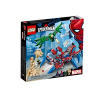 LEGO Super Heroes CONF_Spider-man spider vehicle 76114