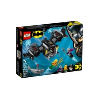 "LEGO Super Heroes CONF_Batman""¢_water vehicle plus characters 76116"