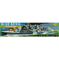 Lindberg 1/125 Blue Devil Fletcher Class Destroyer