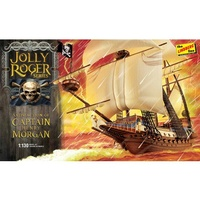 Lindberg 1/130 Capt. Morgan Jolly Roger Series