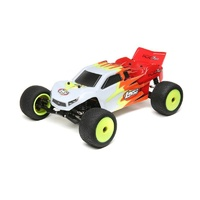 Losi 1/18 Mini T 2.0 RTR 2WD Stadium Truck, Red