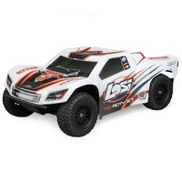 Losi 1/10 Tenacity Short Course Ready to Run White