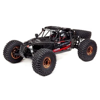 Losi 1/10 Lasernut U4 2.2 Rock Racer 4wd RTR with SMART ESC, Black
