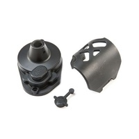 Losi Gear Cover & Motor Guard 22S