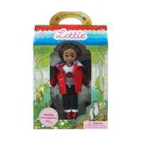 Lottie Mia Wildlife Photographer Doll