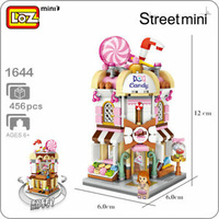 LOZ Mini Street Candy Shop