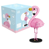 LOZ Block Fun Flamingo