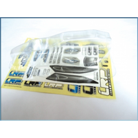LRP Body Shell Crystal Clear HD - S10 Twister BX LRP-124042
