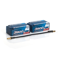 LRP 3900 Small Saddle P5 110C /55C 7.4 LiPo LRP-430243