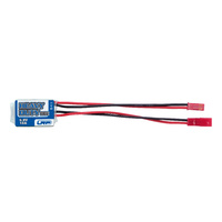 LRP Heavy Duty BEC (6V/10A LiPo RX Regulator) LRP-45010