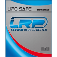 LRP LiPo Safe - 18 x 22cm Charging Bag