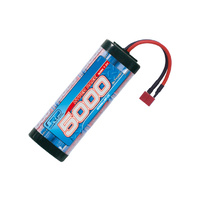 LRP 71145U Power Pack 5000mAh - 7.2v - 6 Cell - NiMH Stickpack Battery - Deans Plug
