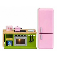 Lundby Smaland Stove & Fridge Set LUN-2095