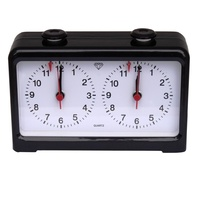 Chess/ Game Timer Clock Analogue PVC