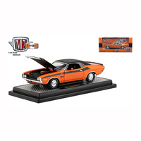 M2 Machines 1/24 1970 Dodge Challenger T/A Detroit Muscle Diecast Car
