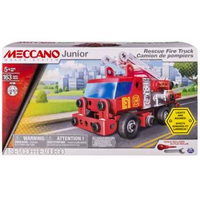 Meccano Junior Fire Engine with-Light & Sound