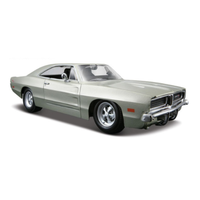 Maisto 1/24 1969 Dodge R/T Charger MA31256