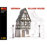 Miniart 1/35 German Village House MA35012