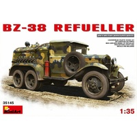 Miniart 1/35 BZ-38 Refueller 35145 Plastic Model Kit