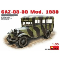 Miniart 1/35 GAZ-03-30 Mod.1938 35149 Plastic Model Kit