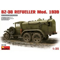 Miniart 1/35 BZ-38 Refueller Mod. 1939 35158 Plastic Model Kit