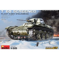 Miniart 1/35 T-60Screened(Pl. No.264,Stalingrad) Interior Kit