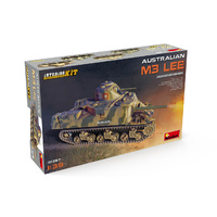 Miniart 1/35 Australian M3 Lee. Interior Kit Plastic Model Kit