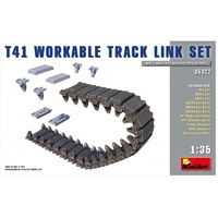 Miniart 1/35 T41 Workable Track Link Set Plastic Model Kit