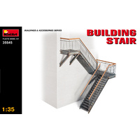 Miniart 1/35 Building Stair 35545 Plastic Model Kit