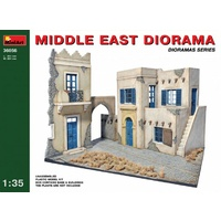 Miniart 1/35 Middle East Diorama 36056 Plastic Model Kit