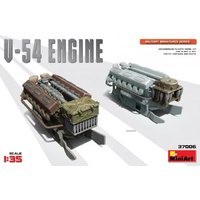 Miniart 1/35 V-54 Engine 37006 Plastic Model Kit