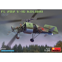 Miniart 1/35 Fl 282 V-16 Kolibri Plastic Model Kit