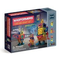 Magformers Walking Robot Set 45pce