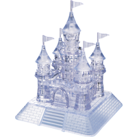 Mag-Nif 3D Castle Crystal Puzzle MAG-91002