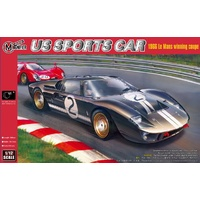 Magnifier MAG00019 1/12 US Sports Car 1966 Le Mans Winning Coupe Plastic Model Kit
